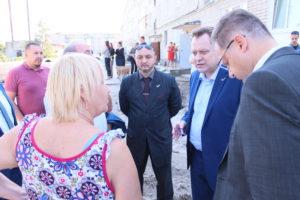Калининградская область_пресс-релиз_ мониторинг благоустройства в Гвардейске 2