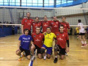 Первая лига 2018г. волейбол